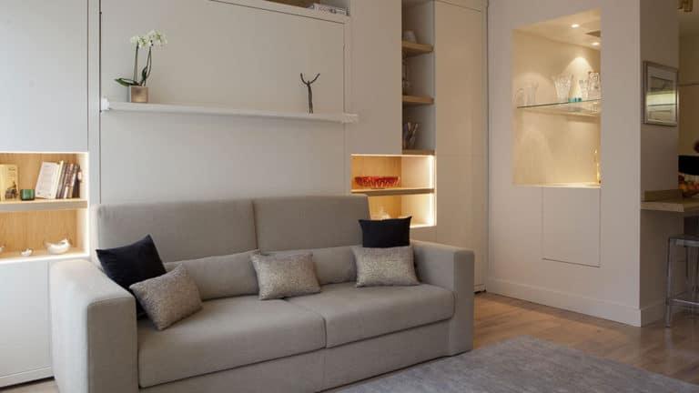 Vittoria Rizzoli architecte décoration d'intérieur rénovation appartement